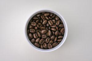 コーヒー豆小分け