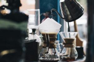 コーヒー抽出方法